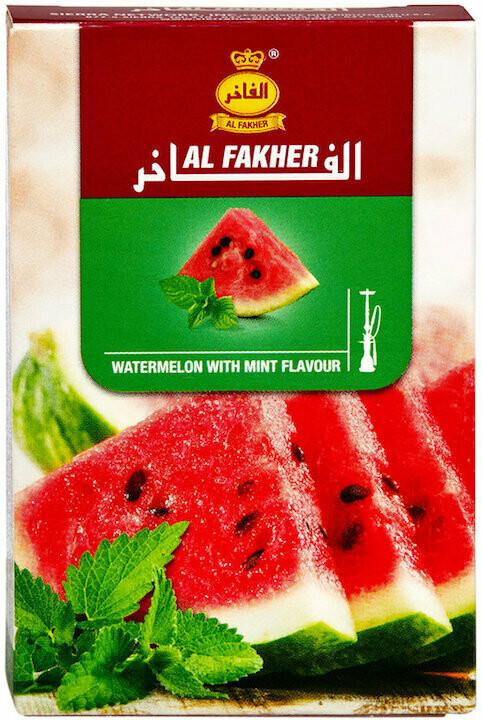 Al Fakher Watermelon with Mint