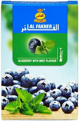 Al Fakher Blueberry Mint Flavour 50g