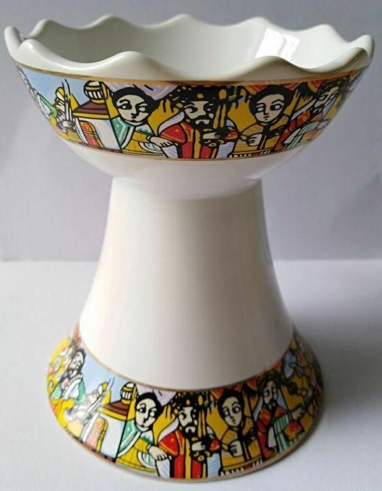 Saba Ceramic Incense burner Machesha small