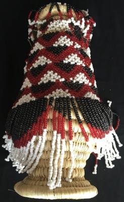 Ethiopia Oromo cultural Decorated Basket
