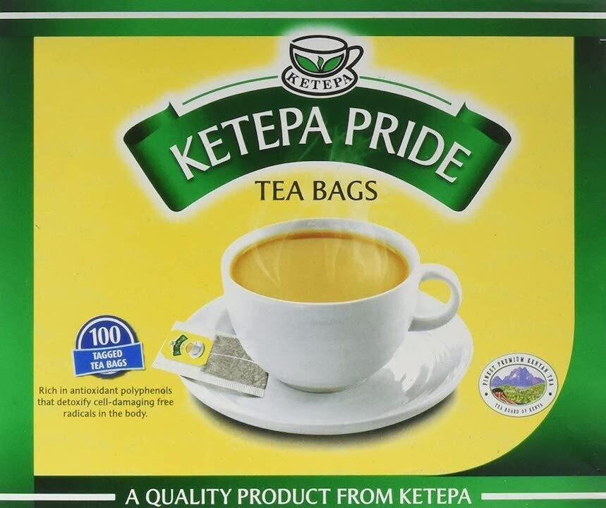 Ketepa pride Tea Bags