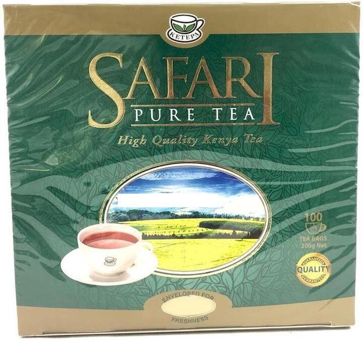 Ketepa Safari pure Tea