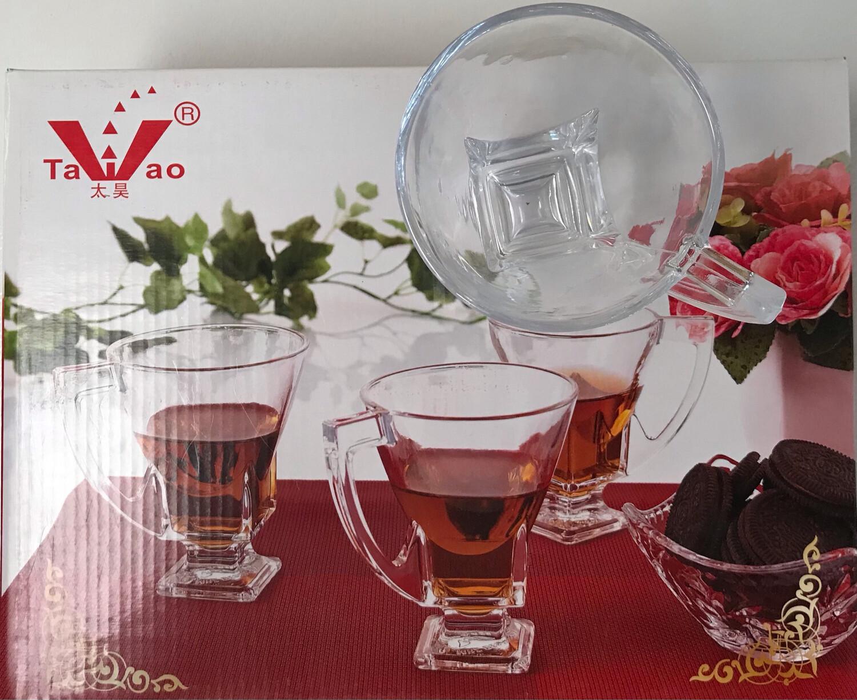 Tavao High Quality 6 Cup for Tea