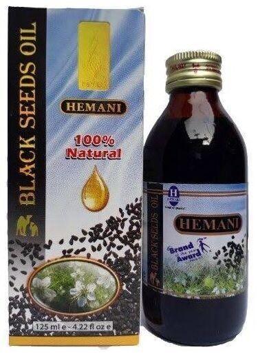 Black Seeds Oil 125ml