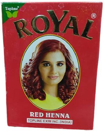 Royal Red Henna