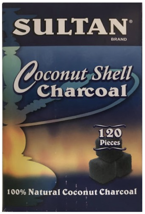 Sultan coconut shell charcoal