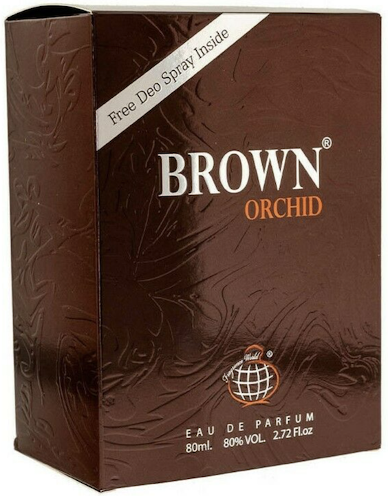 Brown Orchid Men Cologne Perfume