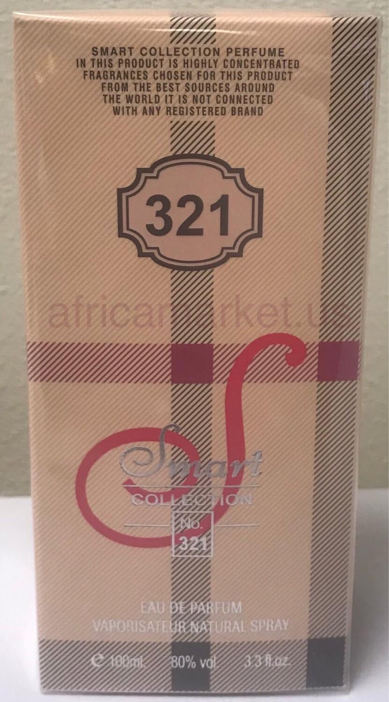 Smart Collection No. 321 EAU DE PARFUM