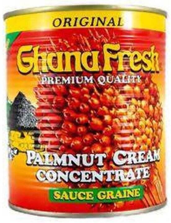 Ghana Fresh Palmnut Cream