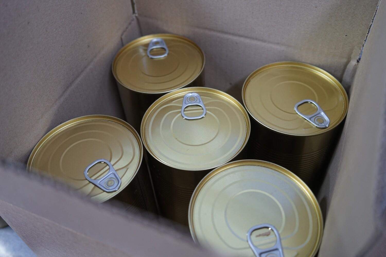 Годовой запас кленового сиропа - 5 х 900мл