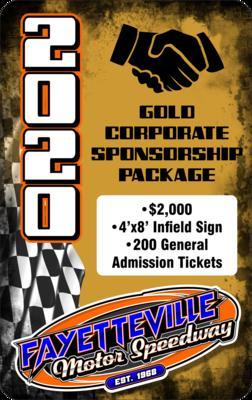 GOLD Corporate Sponsorship