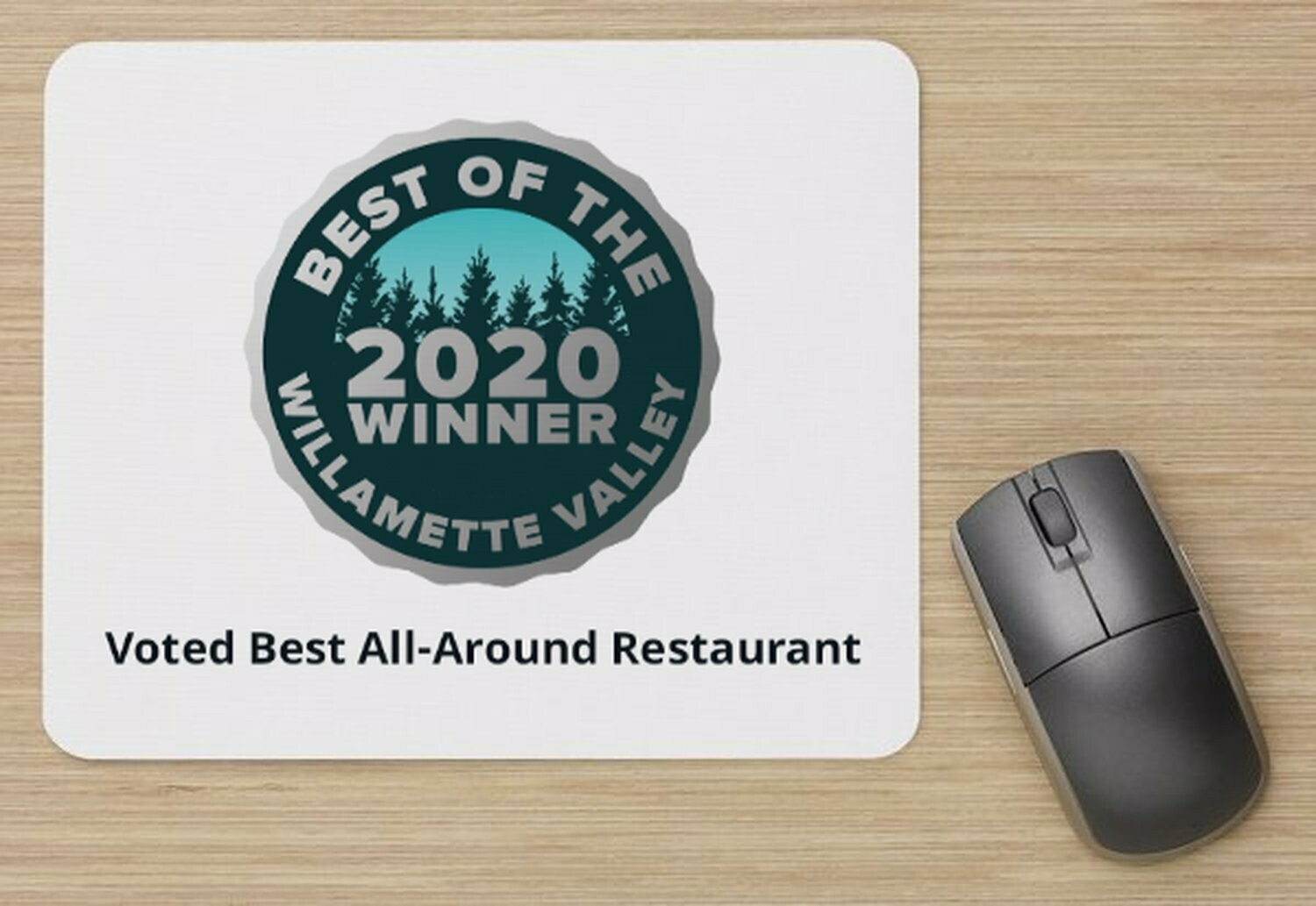 Best of the Willamette Valley Mouse Pad