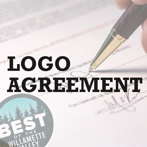 2020 Best of Willamette Valley Logo Rights