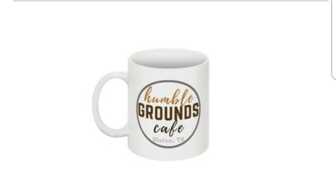 humble GROUNDS mug