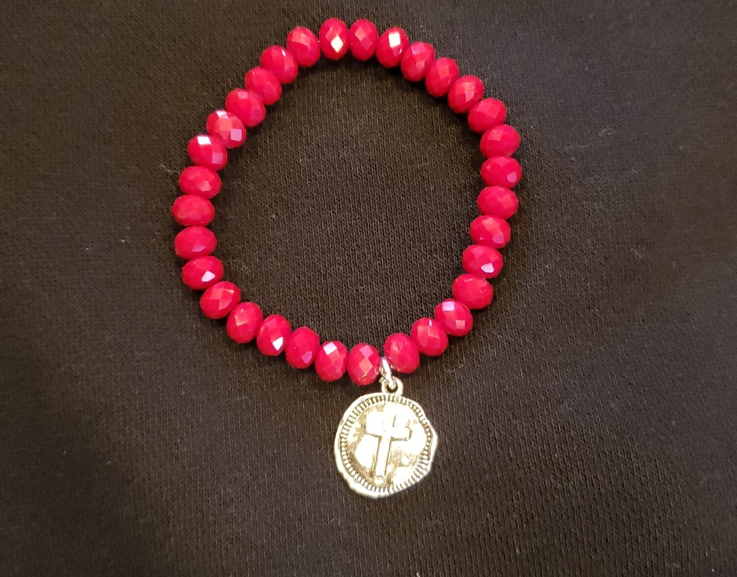 Sealed With the Cross Bracelet
