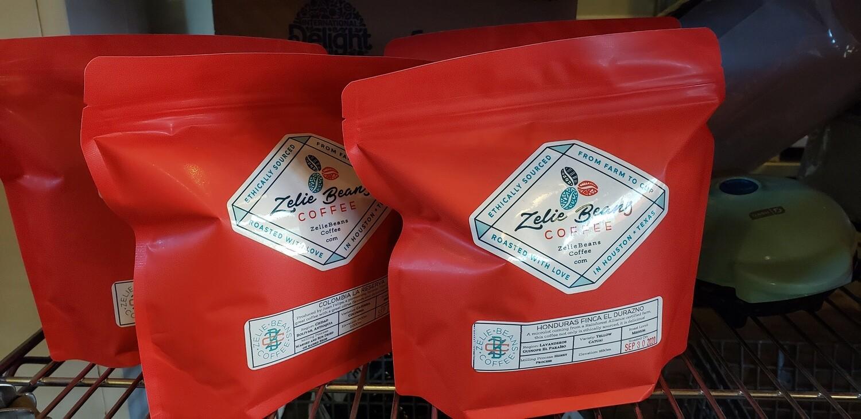 Zellie Beans Coffee
