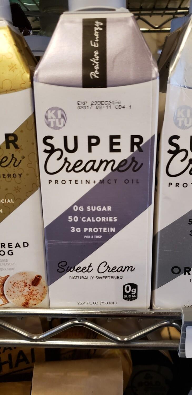 Super Creamer - Sweet Cream