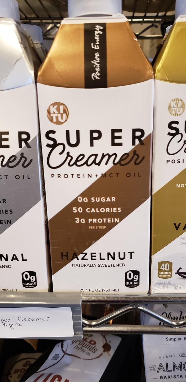 Super Creamer - Hazelnut