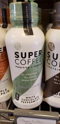 Super Coffee - White Chocolate Peppermint
