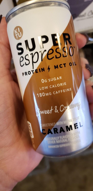 Super Espresso - Caramel