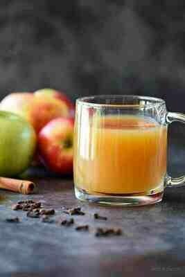 Hot Apple Cider (16oz)