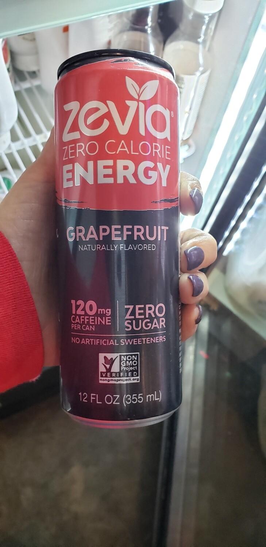 Zevia Energy - Grapefruit