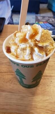 Keto Ice Cream (cup)