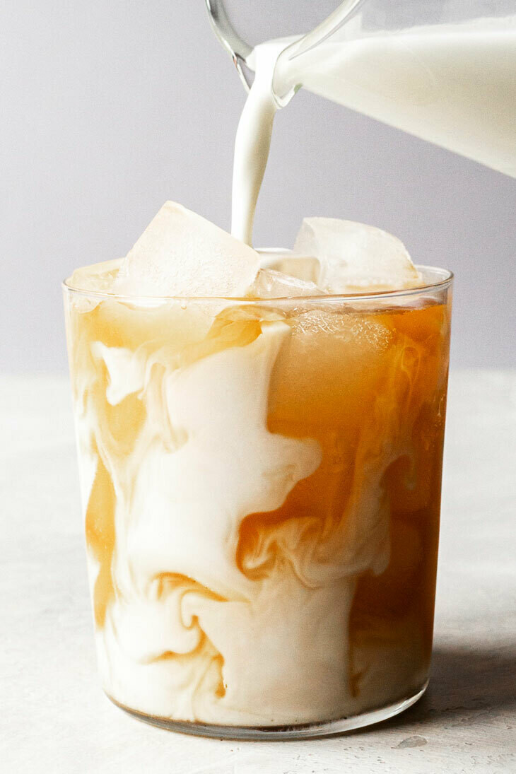 Iced Chai (sugar free 24oz)