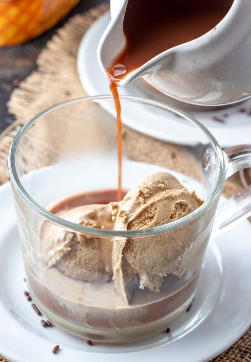 Affogato - Chocolate