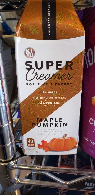 Super Creamer - Maple Pumpkin