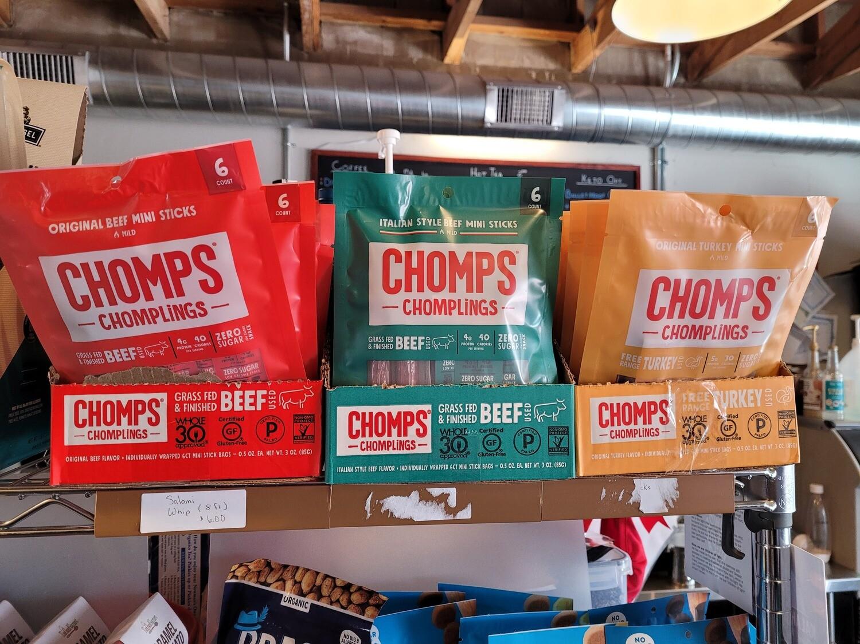 Chomps Complings Meat Sticks (6 pack)