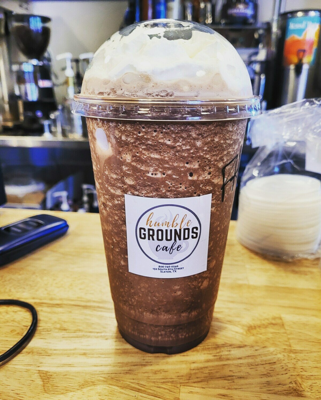 Frozen Hot Chocolate (32oz)