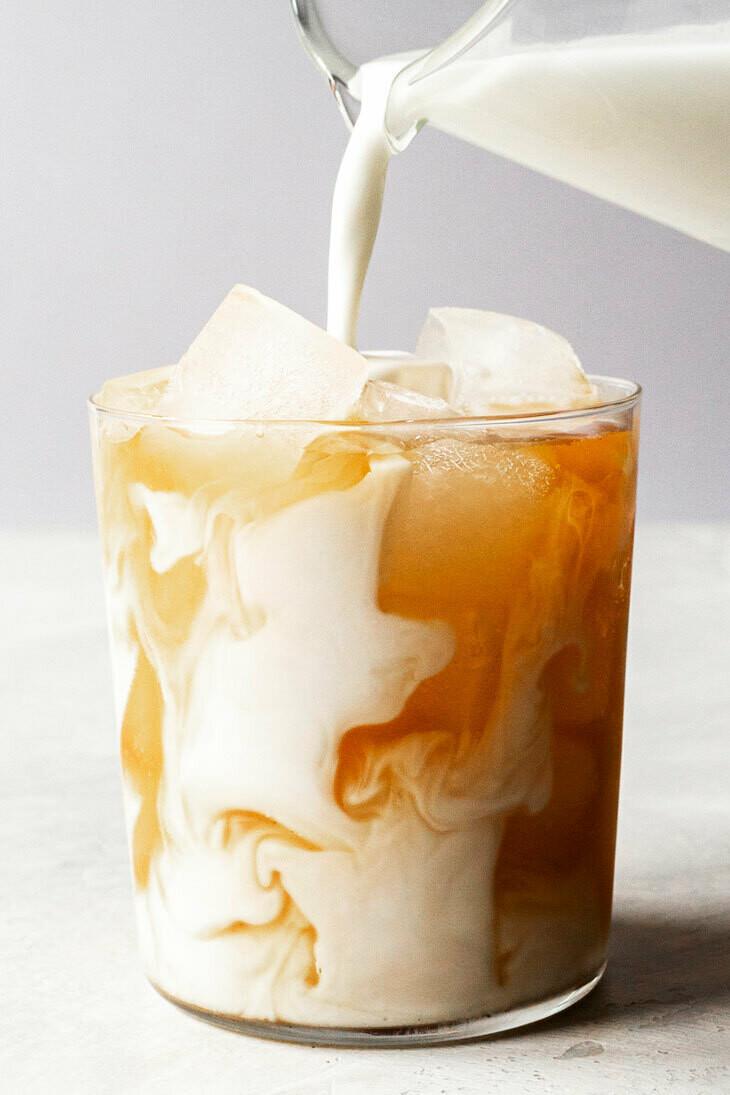 Iced Chai (sugar free 32oz)