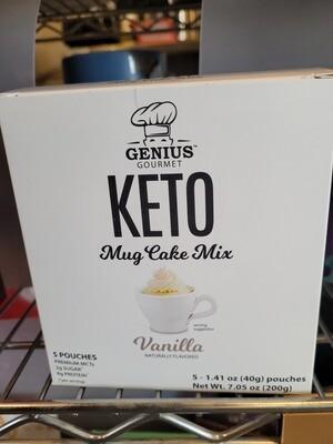 Keto Mug Cake Mix (5 pack)