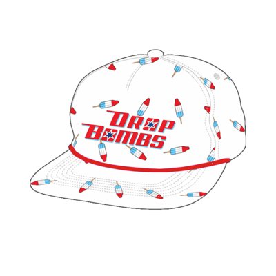 Drop Bombs Rope Hat