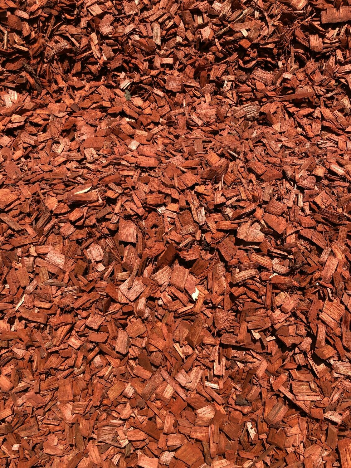 Woodland Red Mulch
