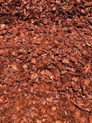 Woodland Red Mulch