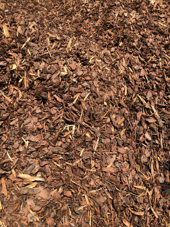 Pine Bark Mulch Small (6-22mm)