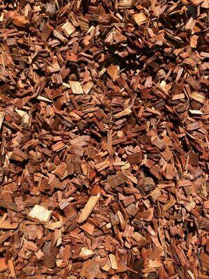 Jarrah Wood Chip Mulch