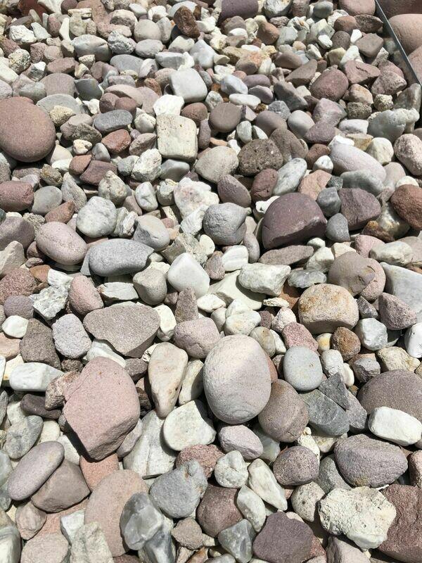 River Pebbles 20MM - 40MM