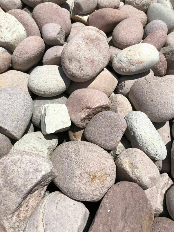 River Pebbles 40MM - 100MM