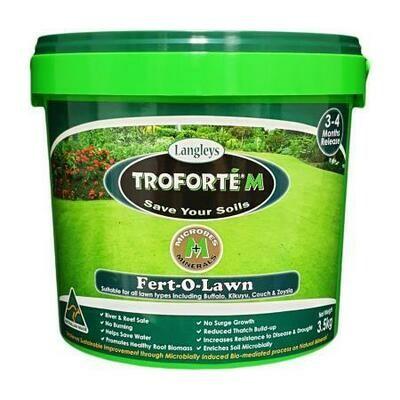 Troforte M Fert-O-Lawn