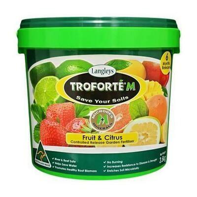 Troforte M Fruit and Citrus