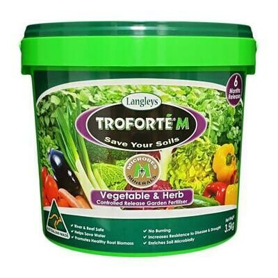 Troforte M Vegetable and Herbs