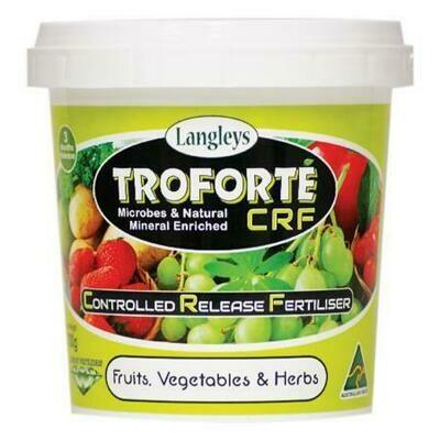 Troforte CRF Fruit, Vegetable and Herbs 700g