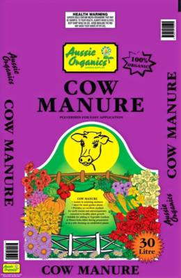 Cow Manure 30Ltr