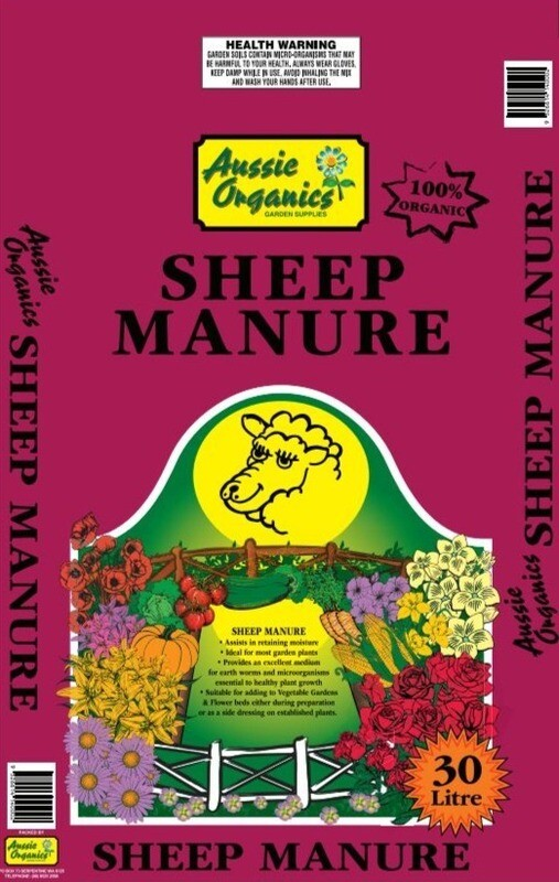 Sheep Manure 30L