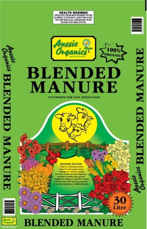 Blended Manure 30Ltr