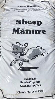 Sheep Manure 70L