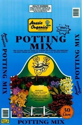 Potting Mix 30Ltr